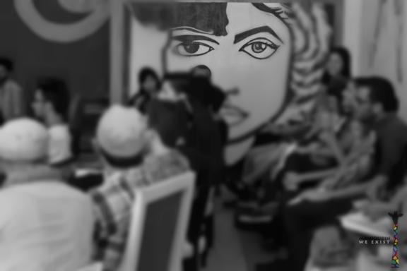 Protest gegen Diskriminierung von LGBTI in Tunesien