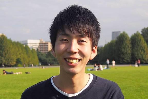 Soshi Matsuoka wirkt als Schriftsteller und hält Vorträge und Seminare zu LGBT Themen in Schulen