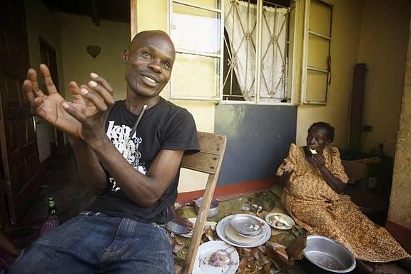 David Kato, Menschenrechtsaktivist - Uganda