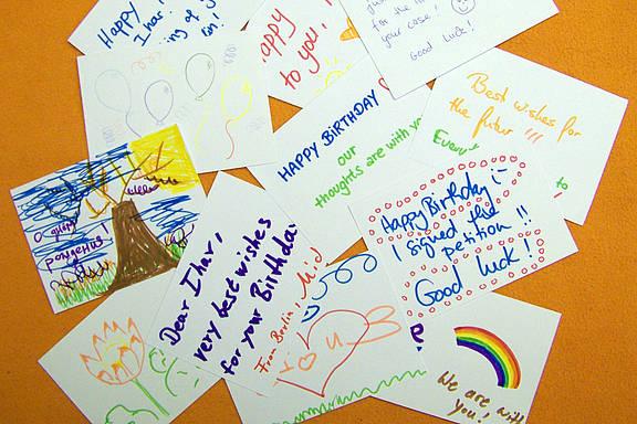 Geburtstagskarten für Ihar Tsikhanyuk