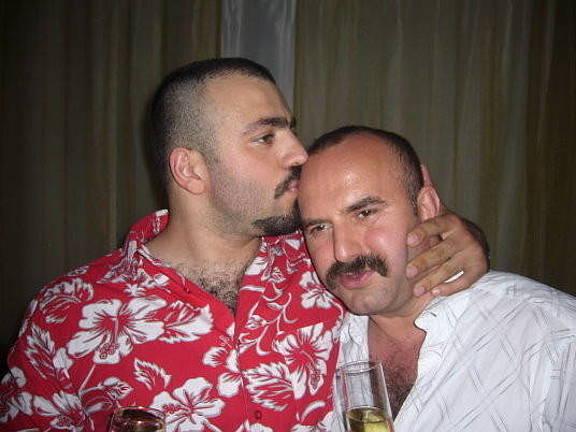 Ibrahim Can (rechts) und sein Partner Ahmet Yildiz