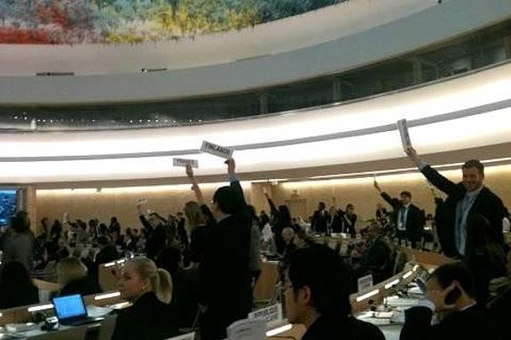 erste Debatte des UN-Menschenrechtsrates zu sexueller Orientierung, Geschlechtsidentität und Menschenrechten
