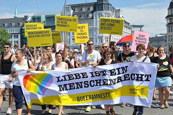 Hamburg Pride 2013