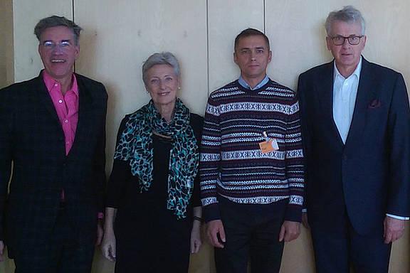 Treffen mit der der Deutsch-Ukrainischen Parlamentariergruppe