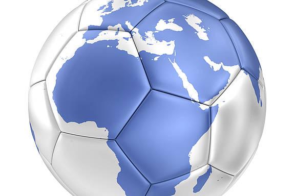 Fussball verbindet die Welt