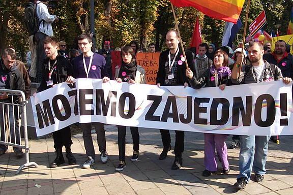 Belgrade Pride 2010