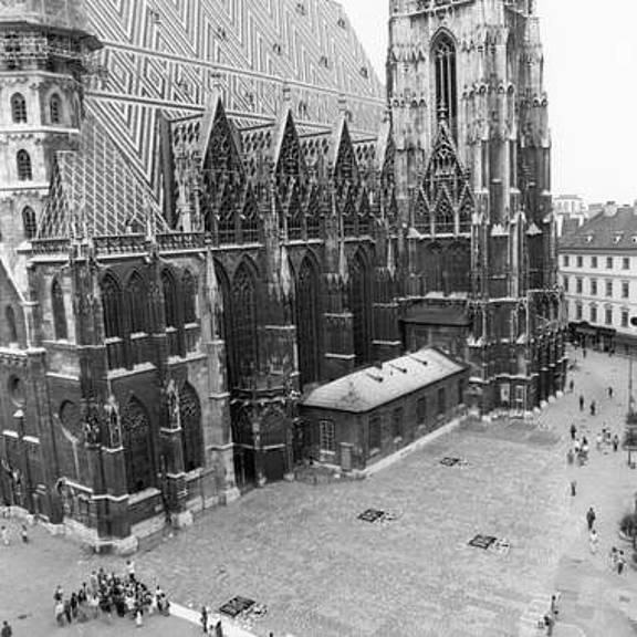 Wien 1993 AI-Postkartenaktion