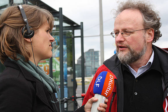 Peter Franck, Länderexperte Rußland