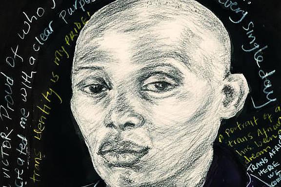 Victor Mukasa (Uganda)