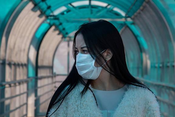 Illustrationsbild von Masken, die während der Coronavirus-Pandemie getragen werden, 18. März 2020 © Nik Andr