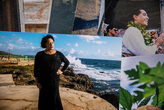 Joey Joleen Mataele, Aktivistin für die Rechte von Trans-Frauen aus Tonga