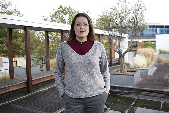 Kitty Anderson, Intersex-Aktivist_in