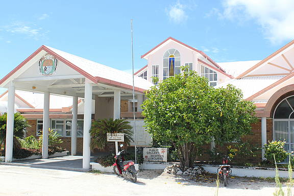 Parlament des pazifischen Inselstaats Nauru