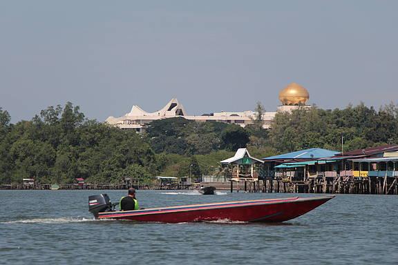 Palast des Sultans von Brunei