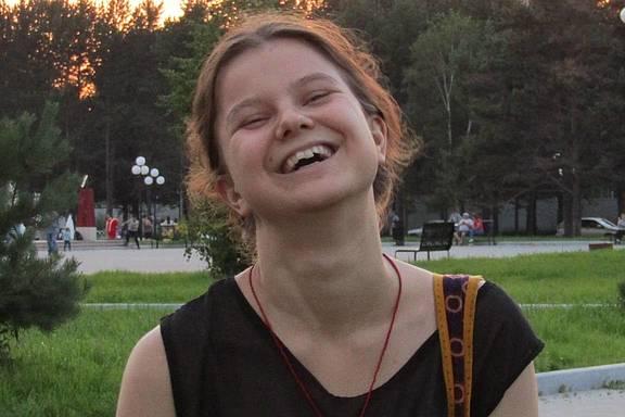 Die russische Feministin, Künstlerin und LGBTI-Aktivistin Yulia Tsvetkova © privat
