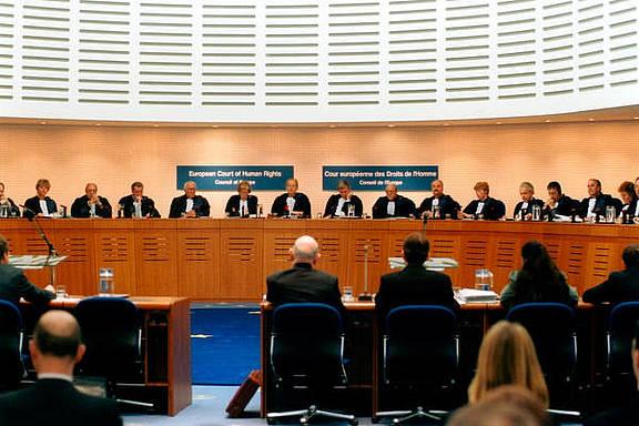 Europäischer Gerichtshof für Menschenrechte (EGMR) in Straßburg