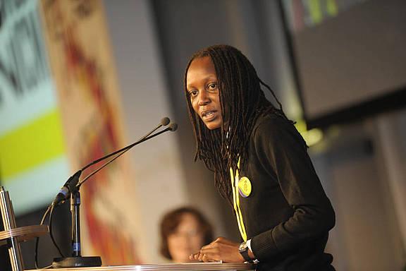Kasha Jacqueline Nabagesera, 2011