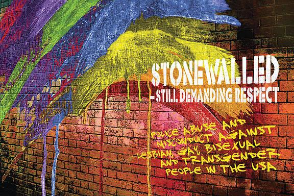 Stonewalled - Amnesty Report, Cover-Bild