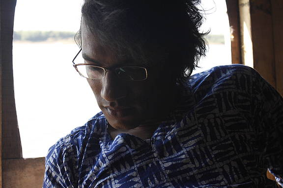 der ermordete LGBTI-Aktivist Xhulhaz Mannan